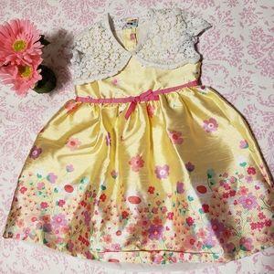 Toddler 3t girl floral dress